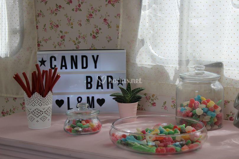 Mesa dulce interior