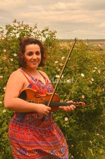 Violinista verano 2016