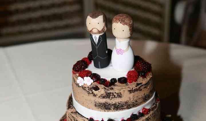 Figuritas para la tarta