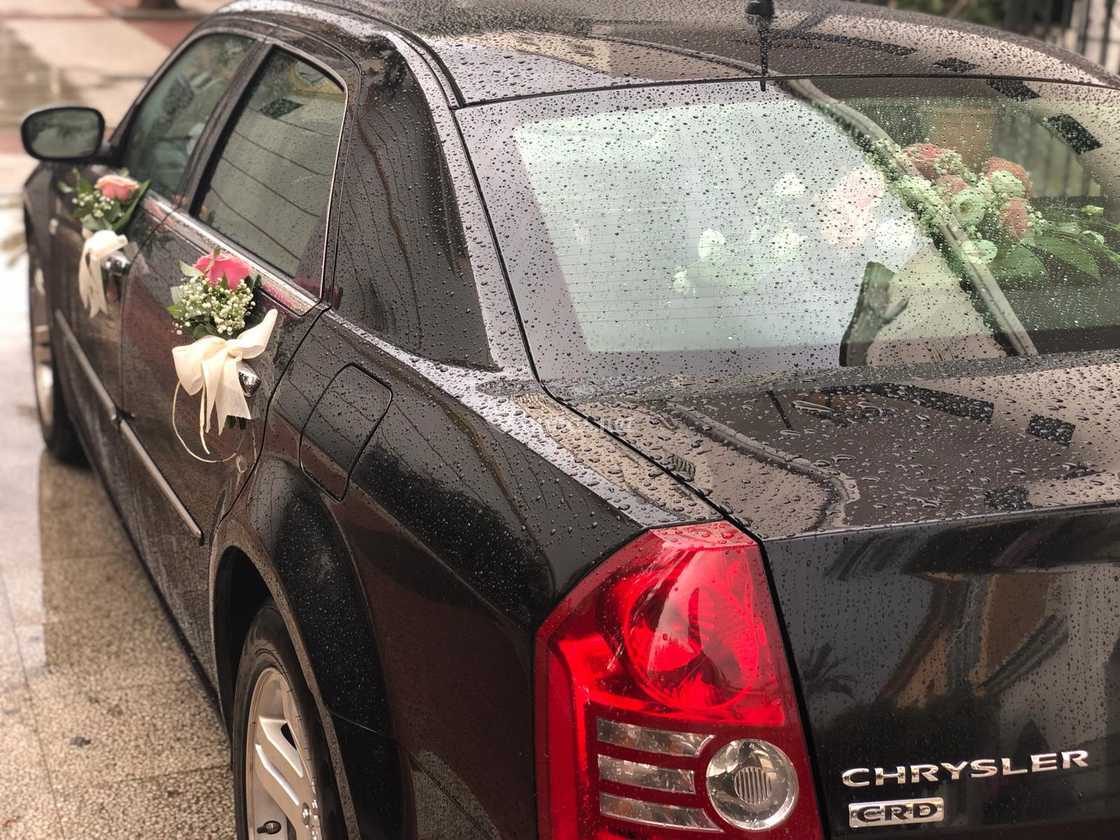 Chrysler decorado