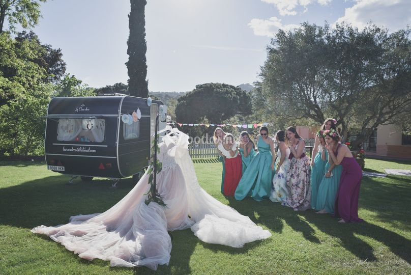 Frida Bridal Party