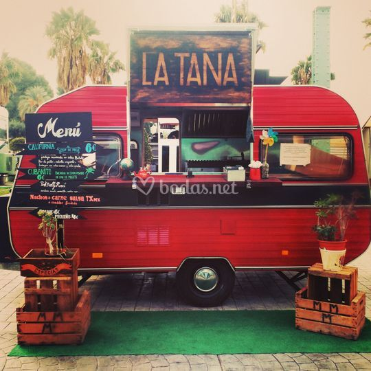 FoodTruck La Tana