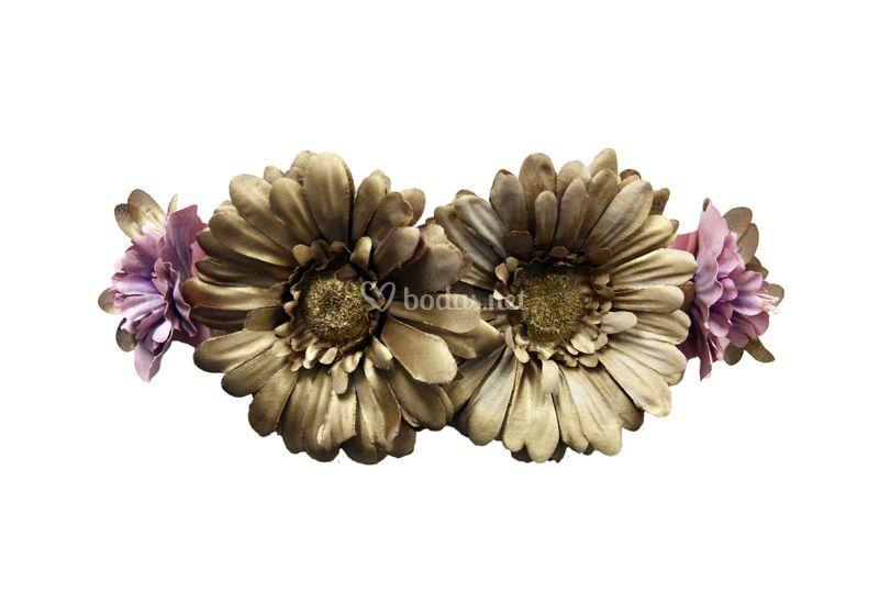 Cinturón flores Adda