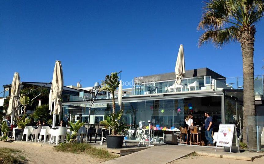 Tibu-Ron Beach Club