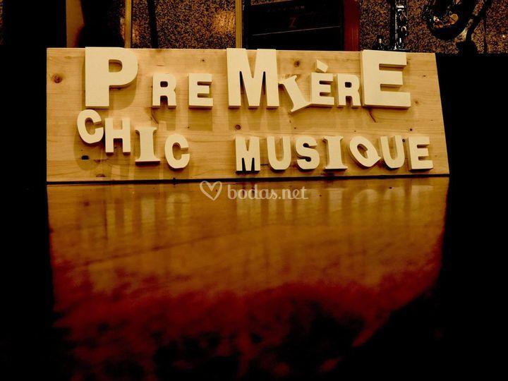 PreMière Chic Musique