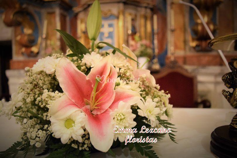 Emma Lezcano floristas