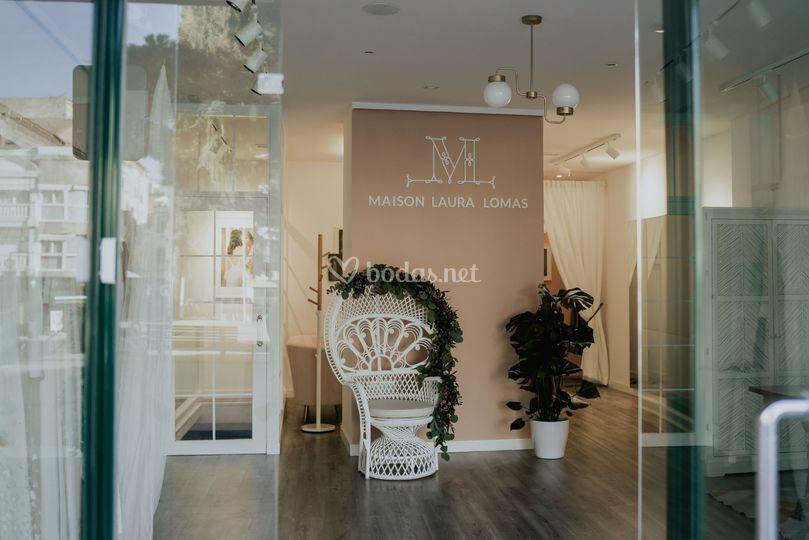 Maison Laura Lomas boutique