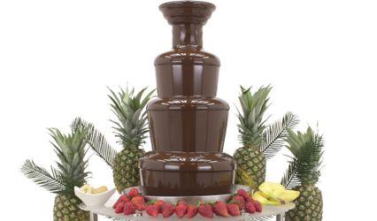 Chocolateando - Fuente de chocolate