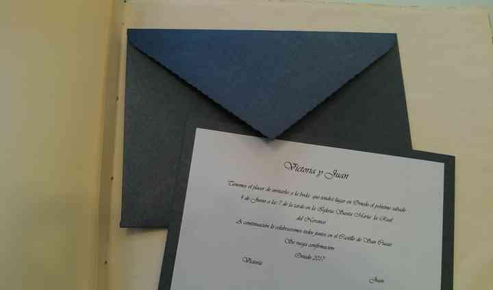 Invitacion personalizada