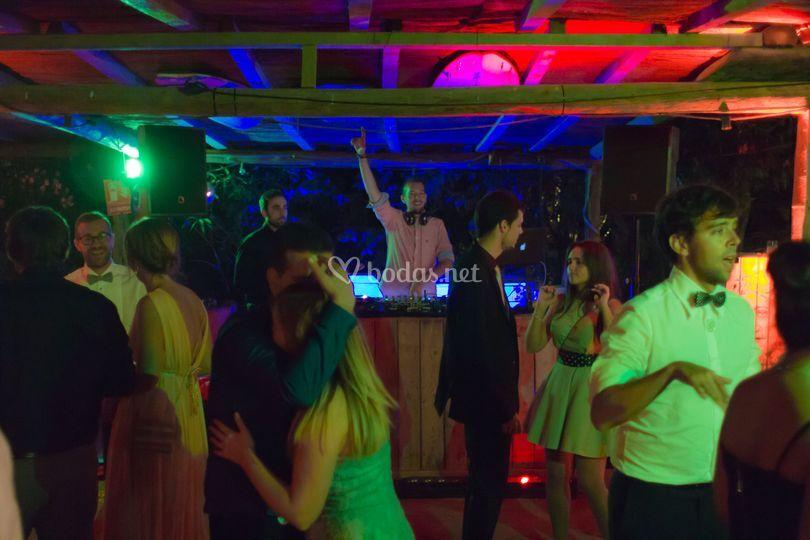 Disco basic party