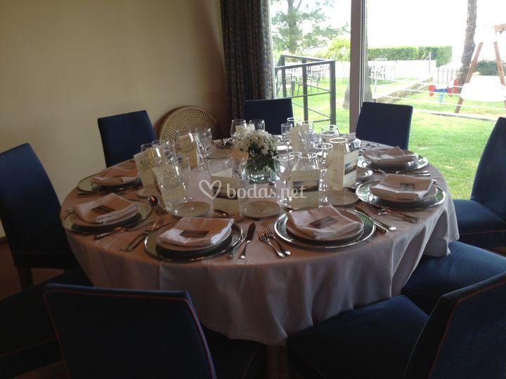 Mesa de banquetes