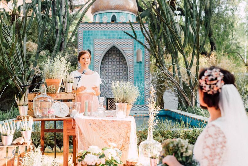Ceremonia holandés - español