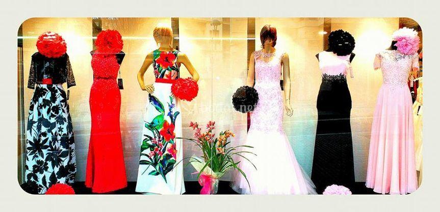 Alquiler vestidos fiesta terrassa