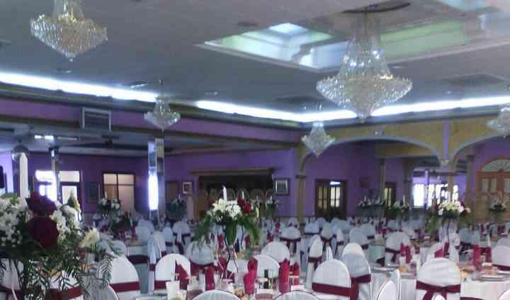 Impresionante sala