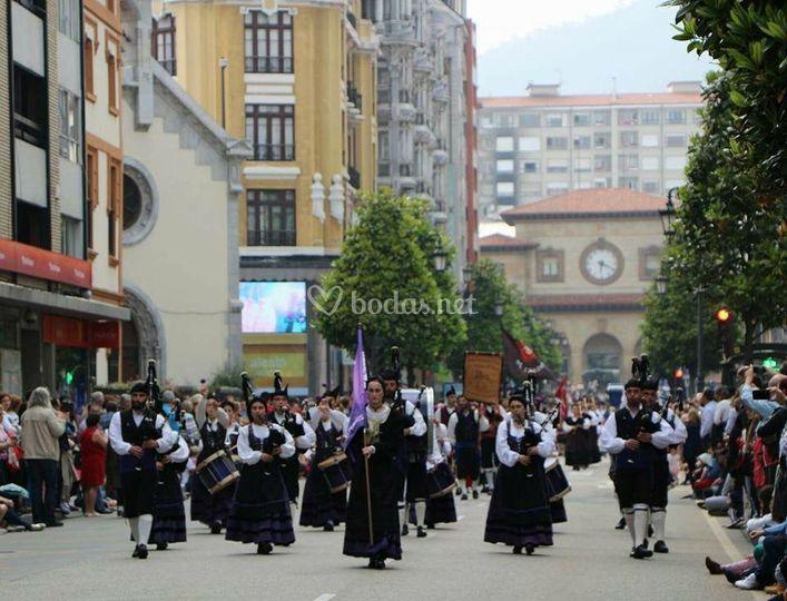 Desfile Ascensión