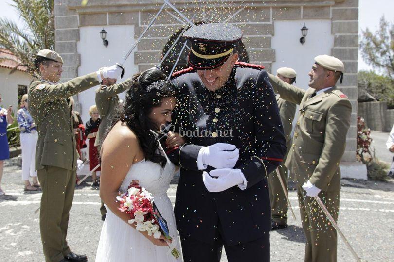 Boda en Las Palmas de GC
