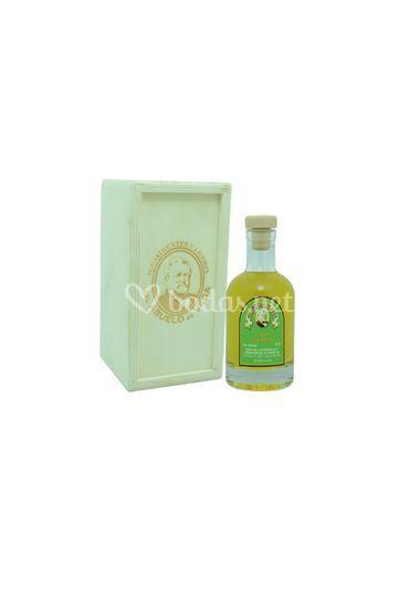 Botella frasca redonda 200ml