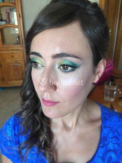 Maquillaje invitadas