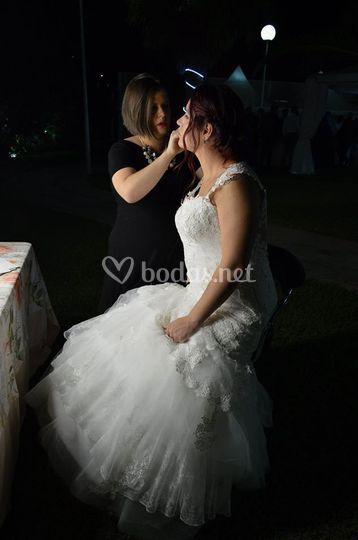 Retocanto a la novia