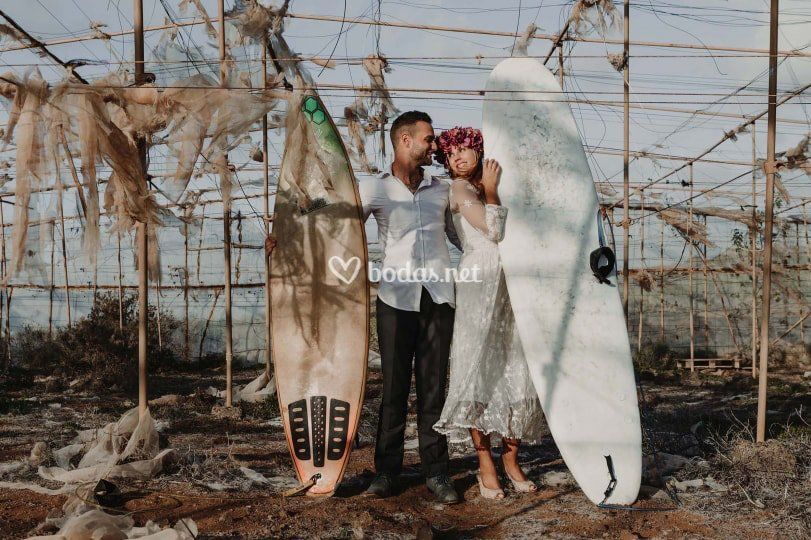 Mandy & Jason - Love&Surf