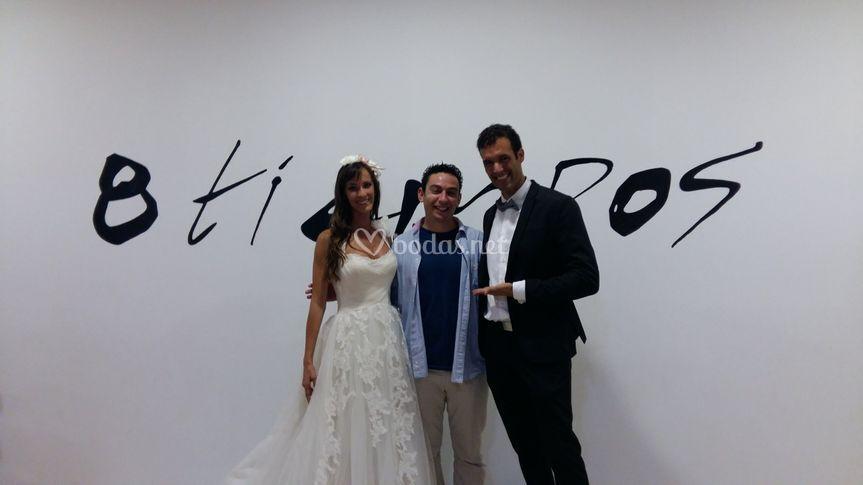 Toni y Araceli