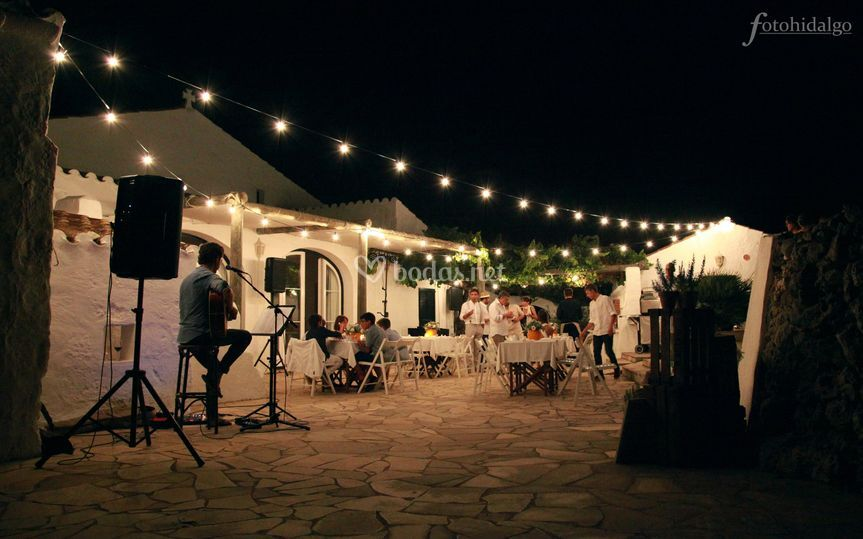 Noches de boda en Menorca