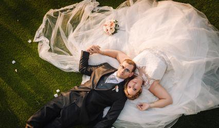 La boda de Adriana y Abel