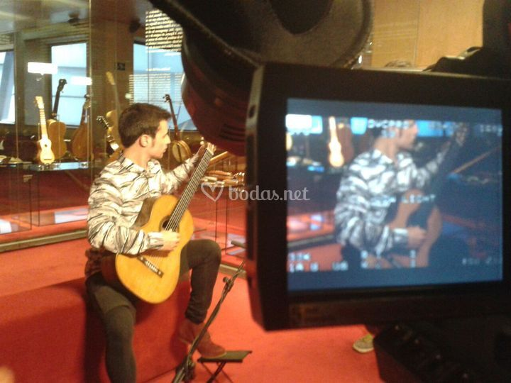 Rodaje con TV3 (la Sonora)