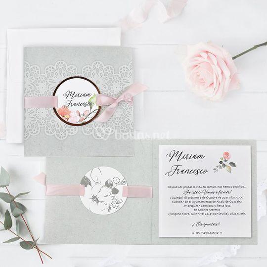 Invitación de boda 39728_2