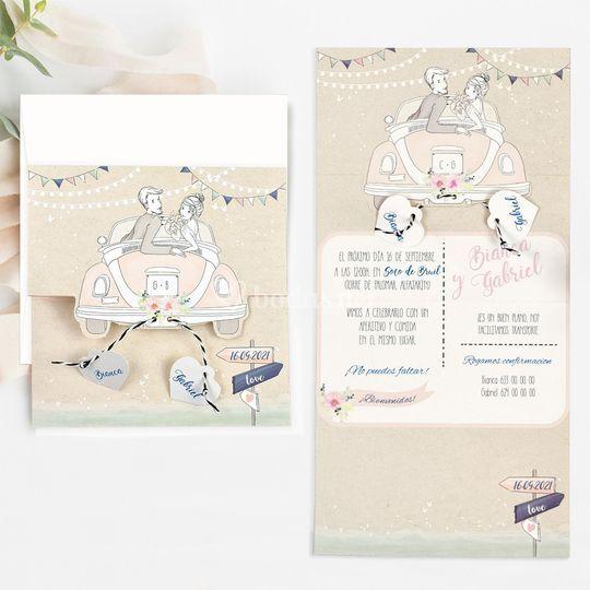 Invitación de boda 39700_2