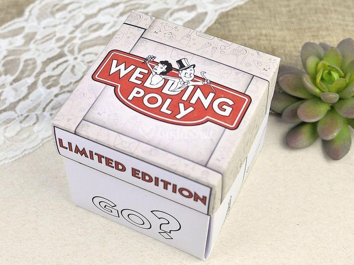 Invitación de boda 39604