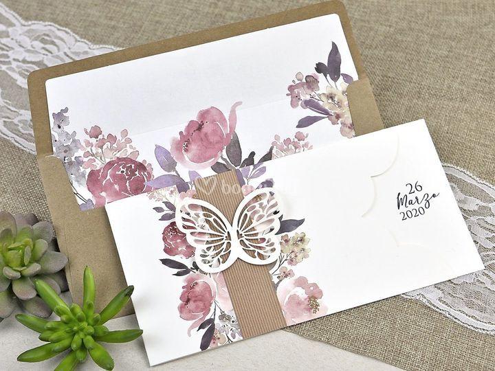 Invitación de boda 39611