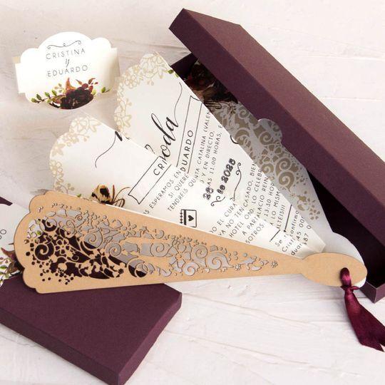 Invitación de boda 39818