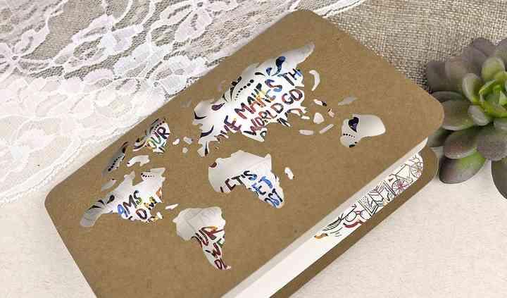 Invitación de boda 39602