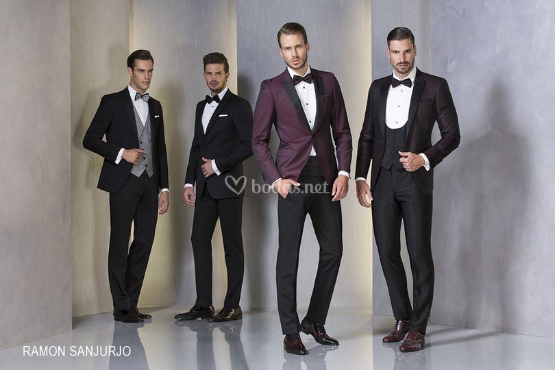 Esmoquin slim fit