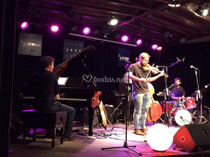Concierto de jazz - Jazz Cava