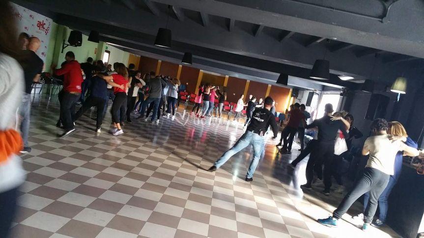 Taller baile