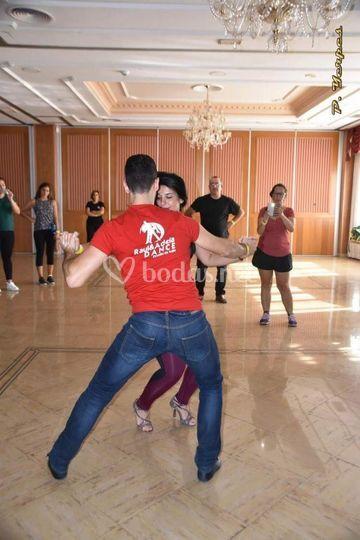 Congreso baile