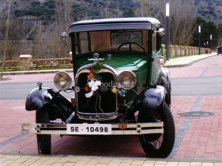 Ford A Tudor 1928
