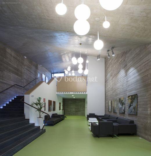 Hall Salón Salto del Gitano