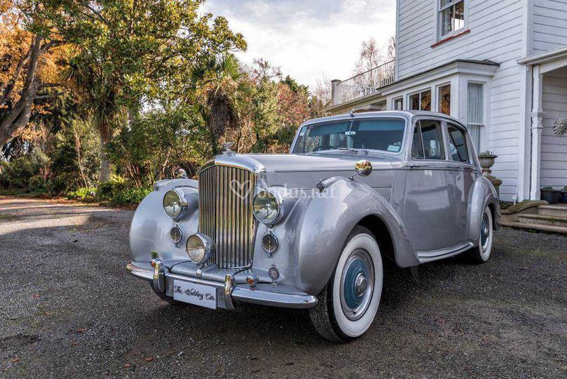 Bentley R Type Plata