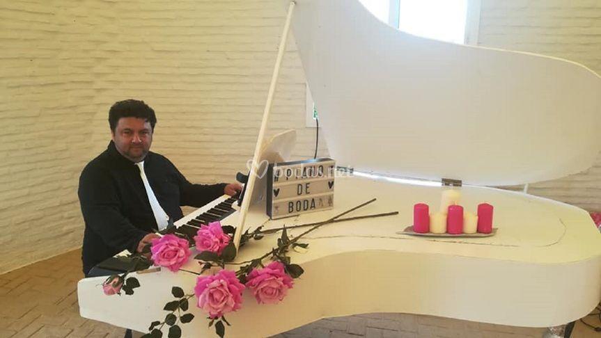 Piano para ceremonia civil