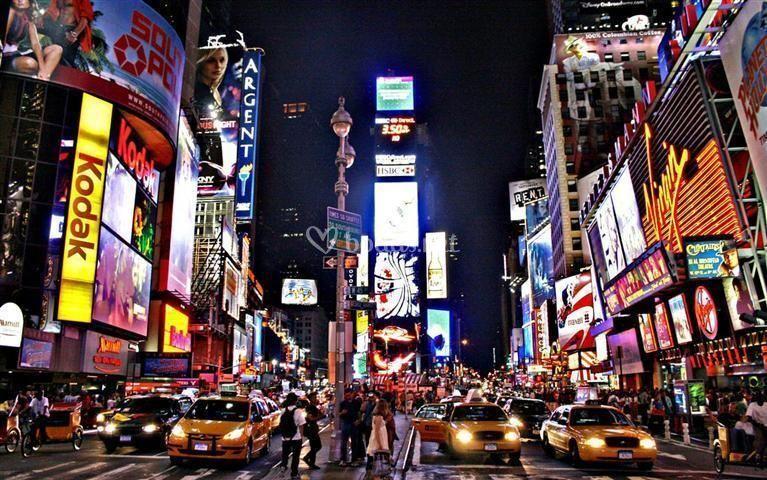 Nueva York para recién casados