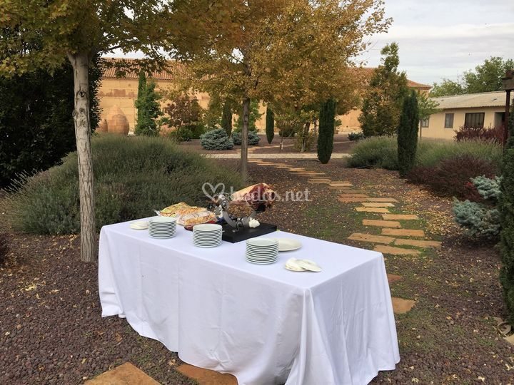 Finca Loranque - Artigot Catering