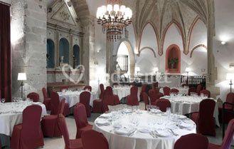 Salones para banquetes de Parador de Trujillo