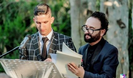 Manu Albarrán - Maestro de Ceremonias 1