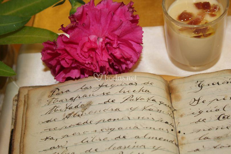 Recetario Siglo XIX