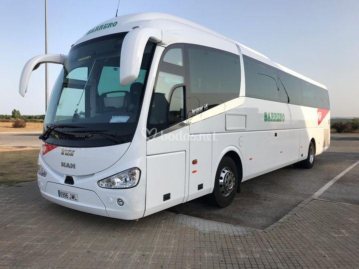 Bus de 55 Plazas