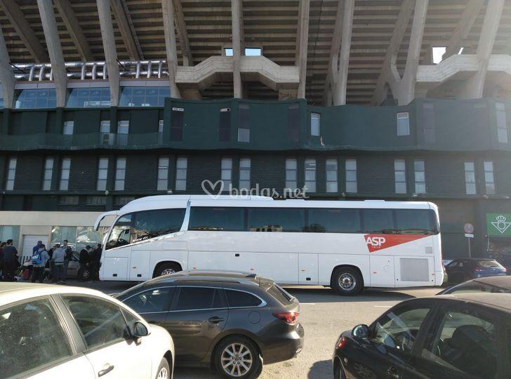 Logo de los buses