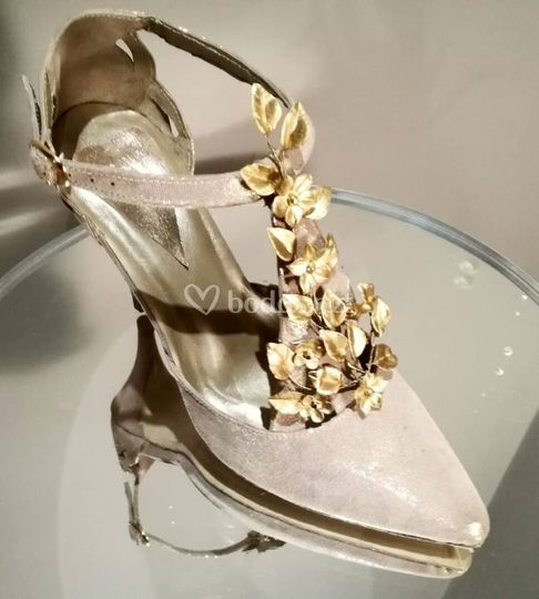 68d2096b Zapatos a medida novias de CM López | Foto 4